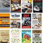 14 $0 Kindle eBooks: Food, Growing, Garden, Survival, House DIY