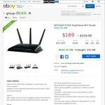 NetGear R7000 NightHawk Wi-Fi Router $169 @ Wireless1 eBay Store, $159 @ SE