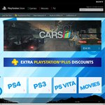PSN Winter Sale Further Discounts with PS Plus Inc Bloodborne $49.96 Telltale Collection $60.76