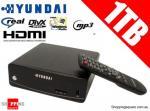 Hyundai HD Media Player with 1TB Hard Drive, HDMI $169.95 +shipping $14.95(may vary on location)