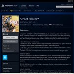 PS3 Free Game: Street Skater (Psone Classic)