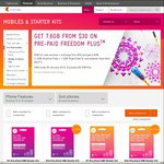 Selected Telstra Pre-Paid Phones 20% off PLUS Bonus Monster Headphones (RRP $129?)