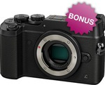 Panasonic Lumix GX8 Mirrorless Camera Body Only (Bonus 25mm Lens) @ Videopro $777.70 Delivered