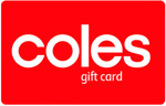 Coles $125 eGift Cards ($100 + $25) for $100 Delivered @ Target