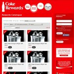Coke Rewards Coles Myer Gift Cards $10/ $25/ $50/ $100/ $200 (200/500/1000/2000/4000 Tokens)