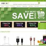 Imikoko® Cell Phone Accessories - Buy 2 Items USD $9.9 (~AUD $13) @ Imikoko.com