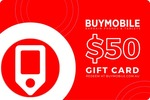 25% off Buy Mobile Gift Cards (Limit of 2 Per Person)