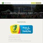Free Bupa Cricket Family Day MCG 23/12/16