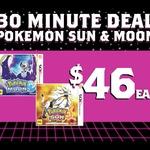 Pokemon Sun & Moon $46, Xbox One S 500GB Bundle $349, PS4 Pro 1TB Bundle $599 @ EB Games
