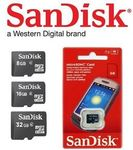 SanDisk Class 4 MicroSD Cards: 8GB = $5.56 Delivered, 16GB = $7.16 Delivered, 32GB = $11.96 Delivered @ PC Byte eBay