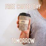 Free Coffee Wednesday (25/1) @ Soul Origin (Marketplace Gungahlin, Canberra, ACT)