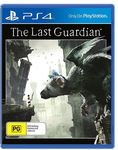 The Last Guardian PS4 $39 Click and Collect @Target