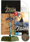 The Legend of Zelda: Breath of the Wild - Limited Edition $189 + $8.10 Shipping @ EB Games - Limited Stock