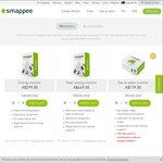 Smappee Energy Monitors 10% off ($299.00 - 10%) Plus $15 Shipping (Coupon BATIBOUW10) Expires 1 March