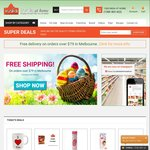 """10% off Groceries ($50 Minimum Spend) from """"India at Home"""""""