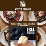 Pancake Parlour Winter Parlour. Free Short Stack with Topping Purchase and Maybe Other Deals (Melb)