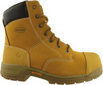 "Wolverine Harrison Lace up Mens Safety Work Boots 8"" - $59.95 (Was $199.95) Plus Delivery @ Brand House Direct"