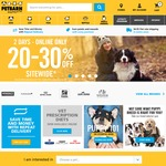 20%-30% off Site-Wide at Petbarn 2-Day Sale
