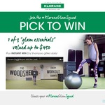 Win 1 of 3 Prizes (Fitness First M'ship $452/ $300 VISA GC/ $300 DJ GC) +/- 1 of 63 Klorane Shampoos from Pierre Fabre Australia