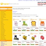 Clearance Sale on Trunki Products up to 25% off @ Luggage Gear