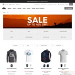 Quiksilver - Additional 25% Discount on Sale Items