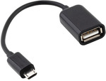 Micro USB OTG Converter Adapter AU $0.40 Delivered from Melbourne @Ahatech