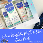 Win a Mustela Bath and Skin Care Pack Worth over $80 from Child Blogger