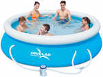 10ft Blow up Fast Set Pool with Filter $39.20, 6ft $23 @ Big W