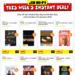 25% off Get Hooked Blu-Ray & DVD Box Sets @ JB Hi-Fi Eg Harry Potter 4K Full Collection $123