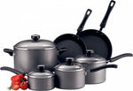 Anolon Classic 8 Piece Cookware Set - $299.95 + FREE Shipping (Was $699.95/RRP $999.95) @ Cookware Brands