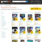 Mighty Ape - PlayStation Price Blitz + $5.99 Shipping