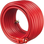 Ozito 25m Fire Fighting Hose and Nozzle $39 | Ozito 15m Fire Fighting Hose and Nozzle $29 @ Bunnings