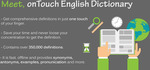 [Android] $0 Ontouch English Dictionary - Premium (Was $2.19) @ Google Play