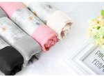 Soft Flax Linen Shawl Wrap Scarves US $0.59/AU $0.77 (Was US $4.99) + Free Shipping @ ZAN.style