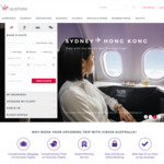 Virgin Australia - 5% off Base Fares on Domestic Flights