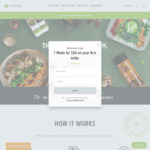 YouFoodz 8 Meals for $49 Delivered (New Customers Only, Excludes WA)