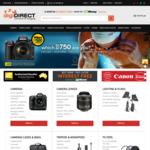 10% off DSLR & Mirrorless Cameras @ digiDIRECT