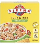 Sirena Tuna and Rice - Italian Salad $1.50 at Coles