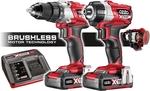 Ozito Power X Change Brushless Combo Kit $149 (Was $249), Vacuum Kit $99 (Was $149) @ Bunnings