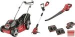 Power X Change 3 Piece Power Garden Kit $349 (Was $399), 2 x 18V Cordless Mower Kit $249 (Was $299) @ Bunnings