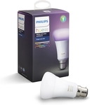 Philips 10W A60 Bayonet Hue White and Colour Ambiance Extension BC Bulb $49.89 at Bunnings