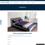 Win a $200 Shopping Spree from Brolly Sheets