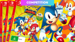 Win 1 of 3 Switch Copies of Sonic Mania Plus from Vooks