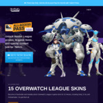 [Amazon Prime] Overwatch League All Access Pass $14.99 USD (Normally $29.99USD) @ Twitch