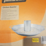 [VIC] Jumbuck Stainless Steel Chicken Roaster $7 (Was $14.90) @ Bunnings (Preston)
