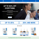 15% off Winter Sale + up to 50% off Supplements @ Myprotein