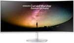 "Samsung 34"" 21:9 3440x1440 Ultra WQHD Quantum Dot Curved Monitor $999 + Delivery (Was $1500) @ Kogan"
