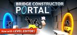 [Steam] Bridge Constructor Portal 50% off, Bridge Constructor Bundle 75% off - US $4.99 (~AU $7.05) Each @ Steam