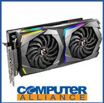 MSI RTX 2070 8GB Gaming Z Video Card $976.65 + $15 Delivery (Free with eBay Plus) @ Computer Alliance eBay