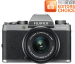 Fujifilm X-T100 Mirrorless Camera with 15-45mm XC Lens, $724.20 with Free Delivery (+ $150 Cashback via Redemption) @ digiDIRECT